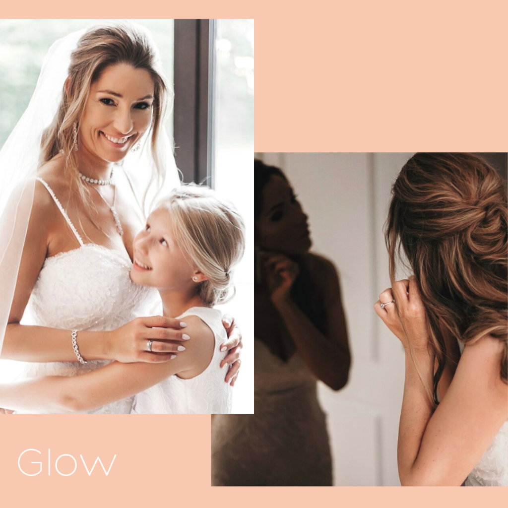 Glow Spraytanning voor bruiden