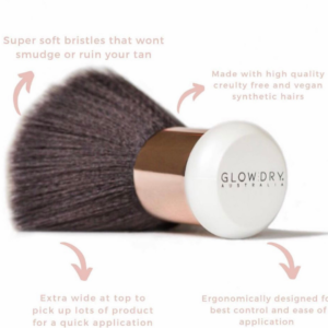 Glowdry Luxebrush