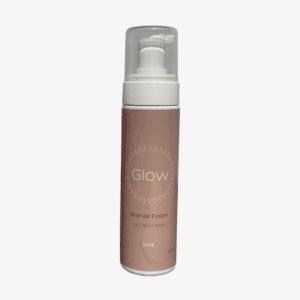 Glow Bronze Foam Dark