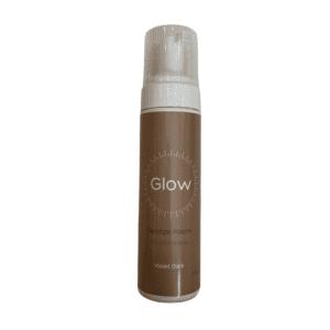 Glow Bronze Foam Violet Dark