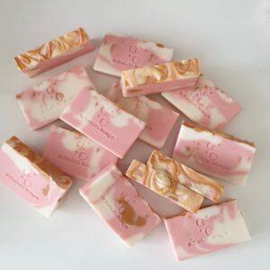 glow tan soap