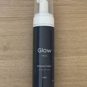 Glow Bronze Foam Men Dark